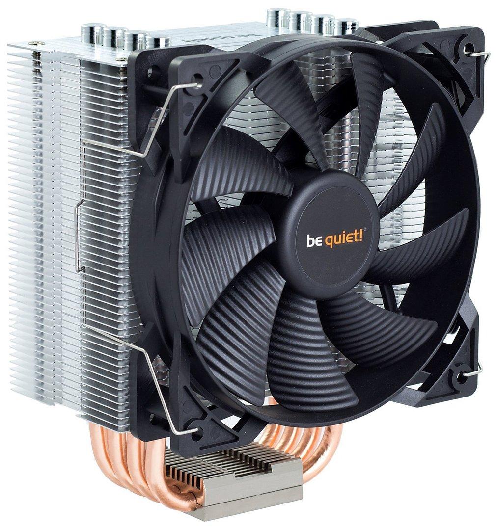 Einbau eines Silent CPU Kühler Pure Rock von be quiet! / Macht Ihren PC noch leiser!