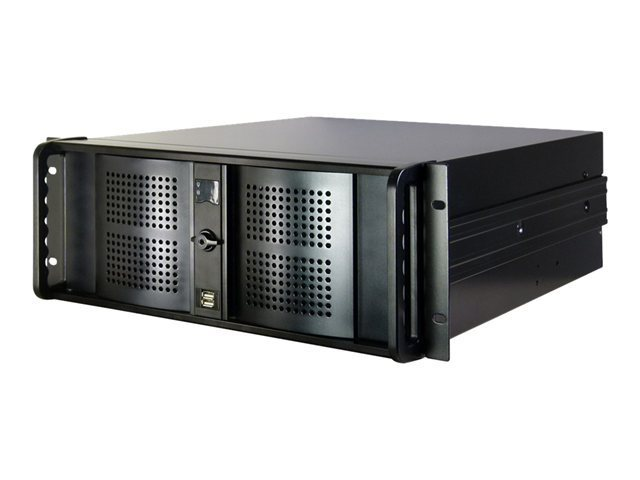 Diawo / Pro Audio-PC 2021 im Rack / Komplett PC / i9-10900K / 10 x 3,7GHz / 16GB / SSD250 + 2TB