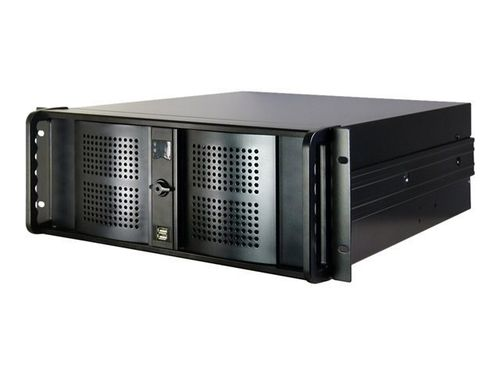 Diawo / Pro Audio-PC 2021 im Rack 2020 Komplett PC / i7-10700 / 8 x 2,9GHz / 16GB / SSD250 + 2TB