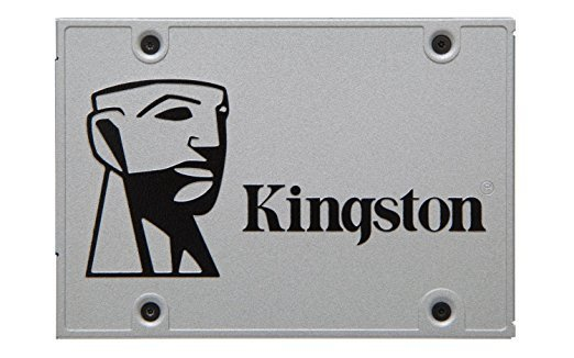 Zusätzliche SSD 240GB Kingston SSDNow SUV500, inkl. Einbau, Sata3 Kabel und Einbaurahmen