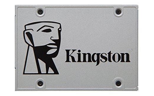 Zusätzliche SSD 500GB inkl. Einbau, Sata3 Kabel und Einbaurahmen Kingston KC600 / Crucial MX500